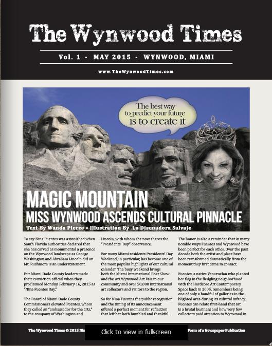 The wynwood times 1st edition