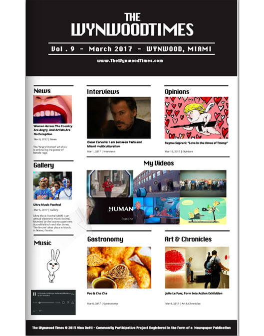 The wynwood times 9th edition