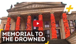 Ai Weiwei's Memorial To The Drowned