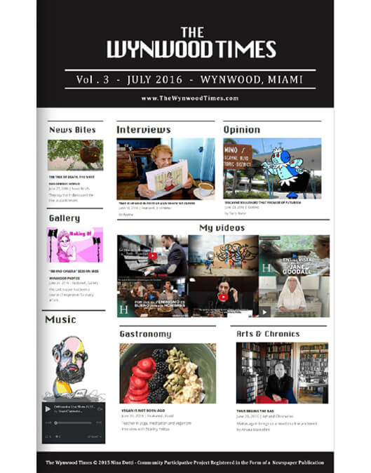 The wynwood times 3rd edition