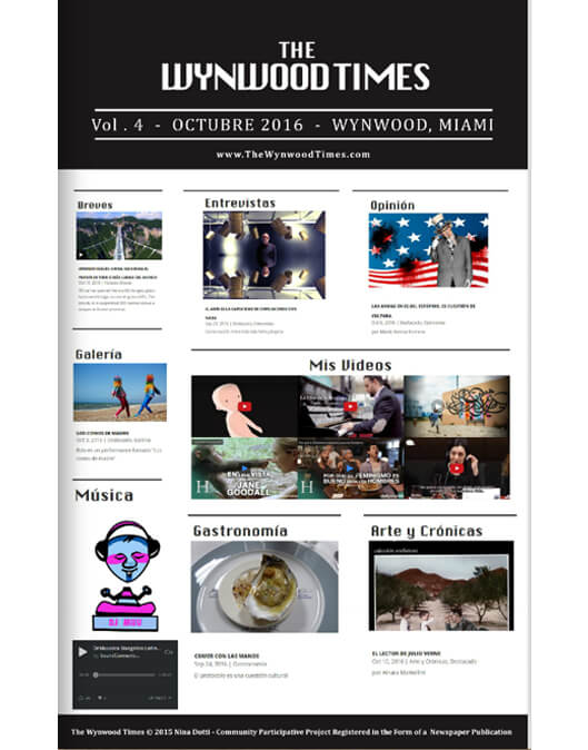The wynwood times 4th edition