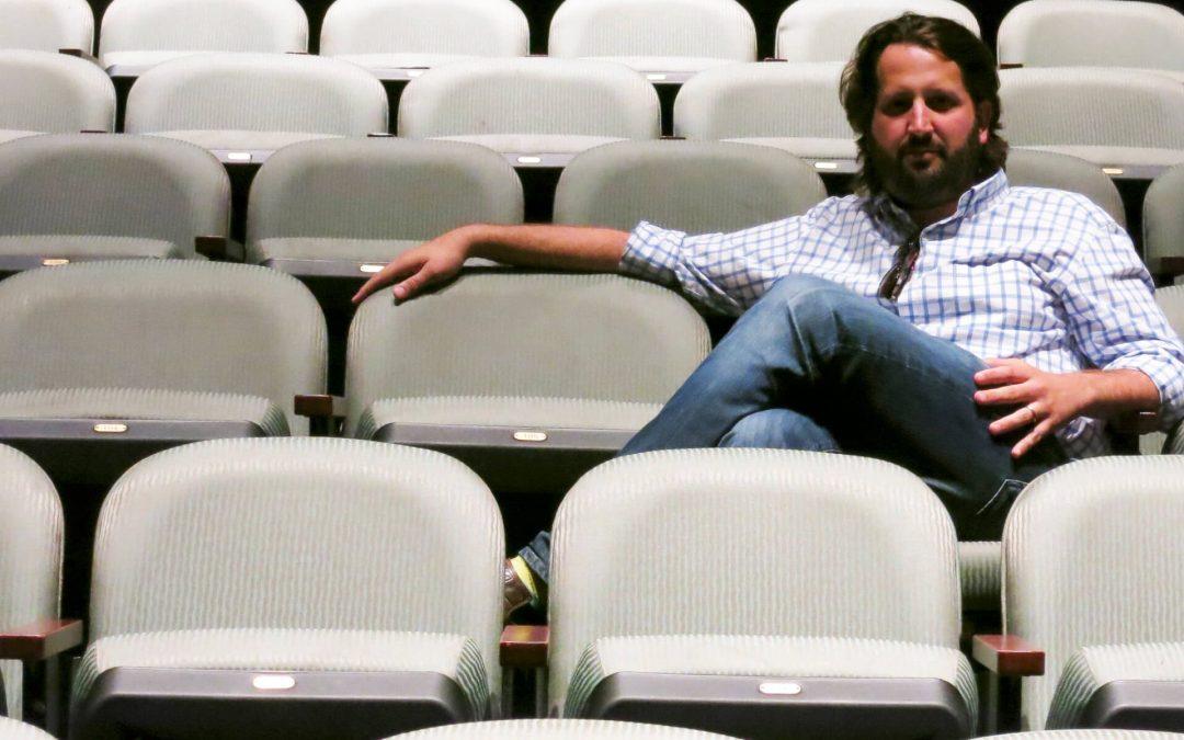 Michel Hausmann: El teatro tiene la posibilidad de cambiar una sociedad