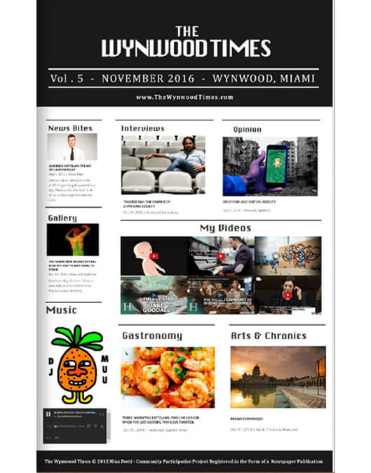 The wynwood times 5th edition
