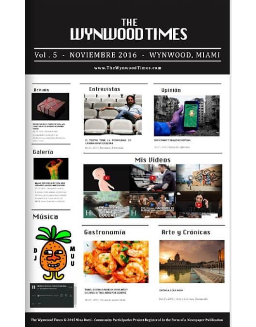 The wynwood times 5th edition