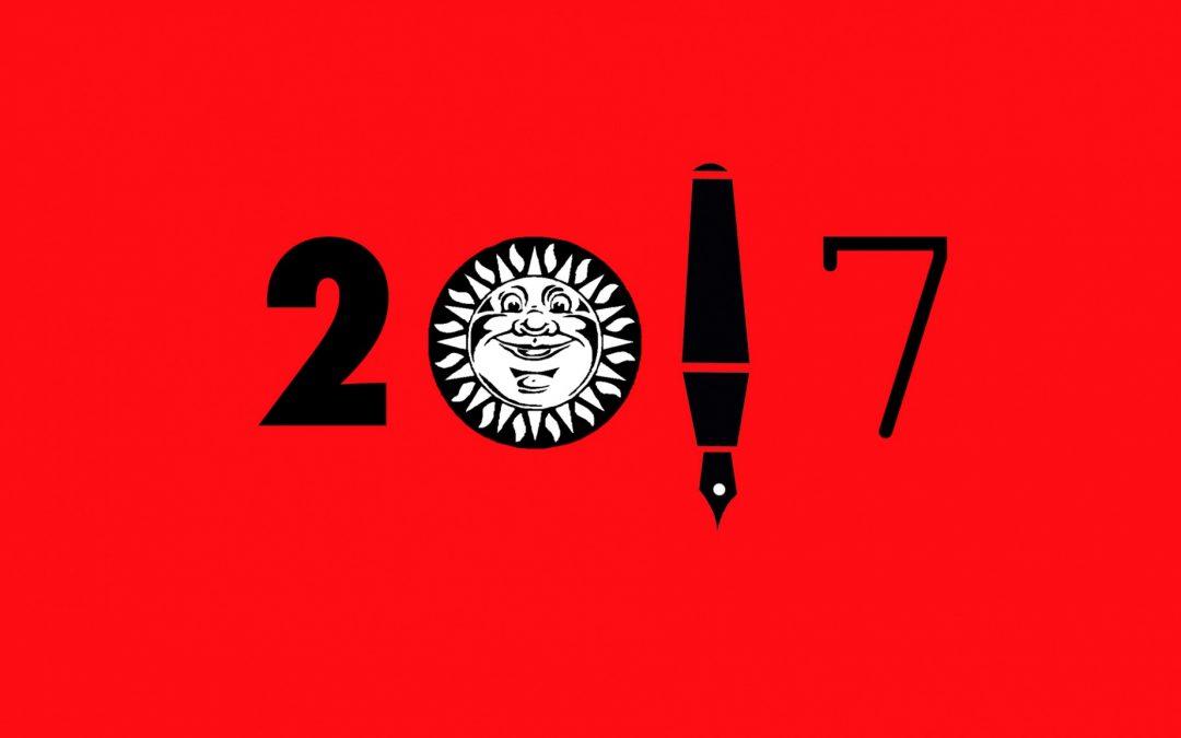 ¡Feliz Año a nuestros lectores y amigos!