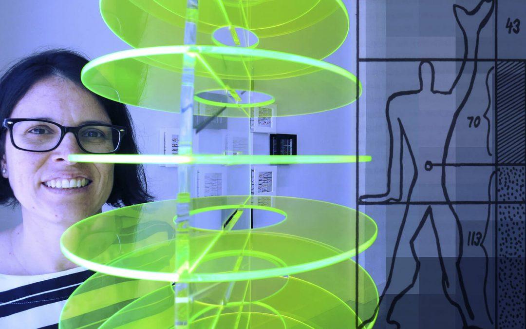 Inés Silva y sus jardines geométricos