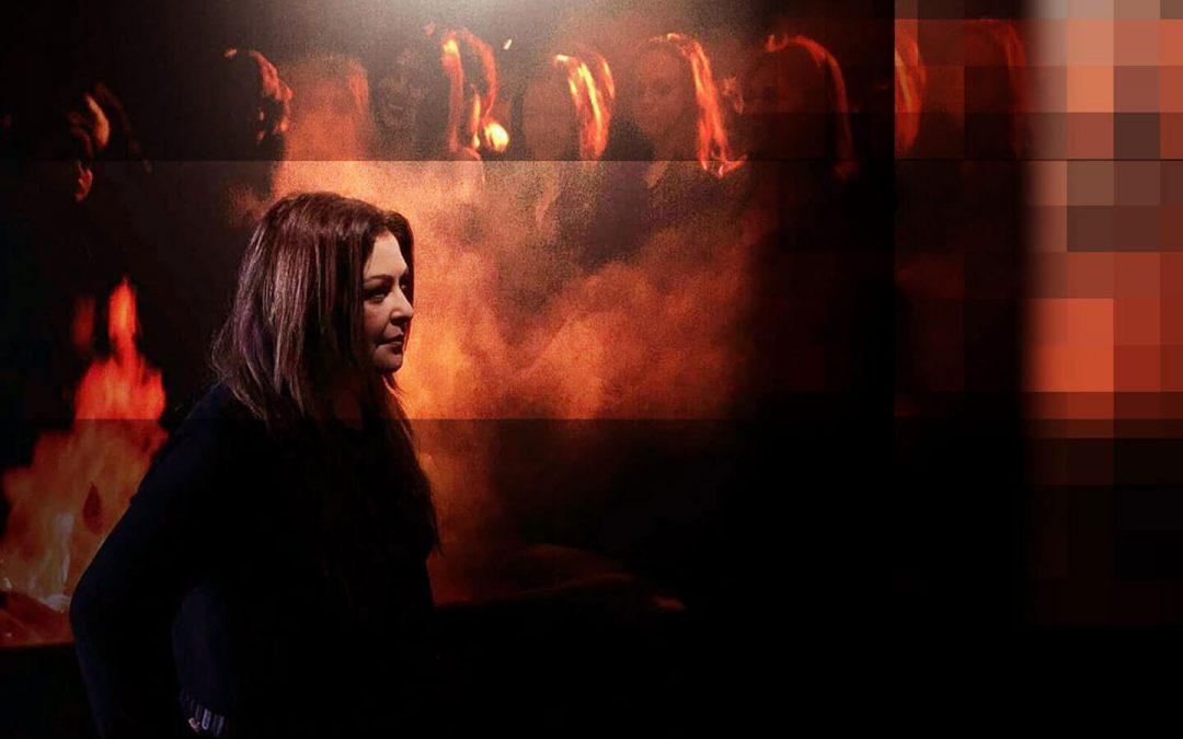 Nina Dotti lleva sus performances participativos a Venecia