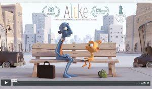 Trailer del Corto Alike