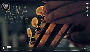 El arte de crear, Alma Flamenca