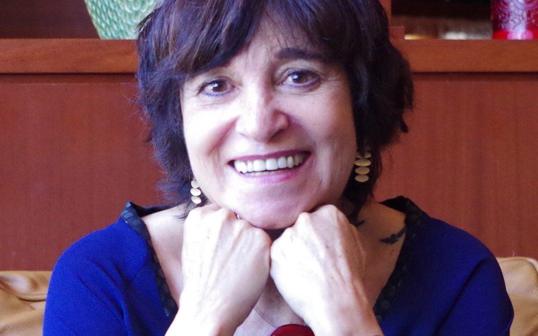 Rosa Montero: escribes para poner luz en la oscuridad que es el ser humano