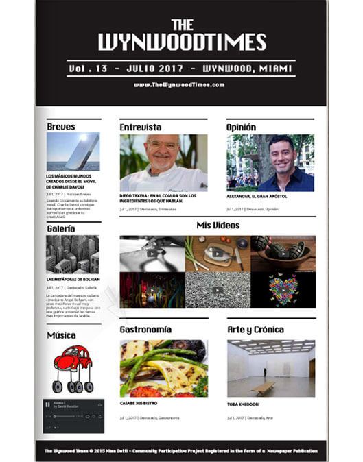 The wynwood times 13th edition
