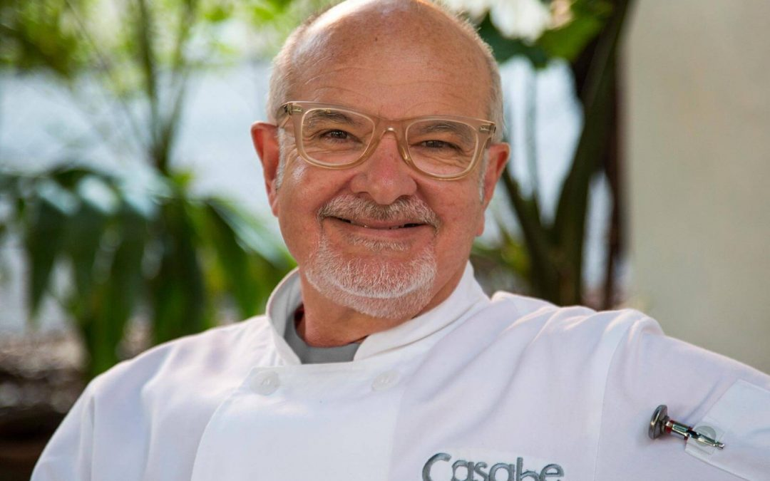 Diego Texera: Ingredients have the stage in my cuisine