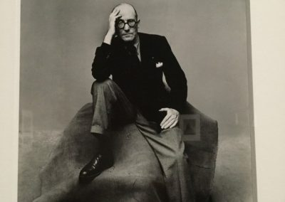 Le Corbusier, New York, 1947
