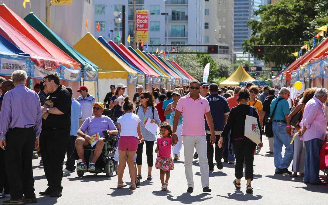 La Feria del Libro en Miami