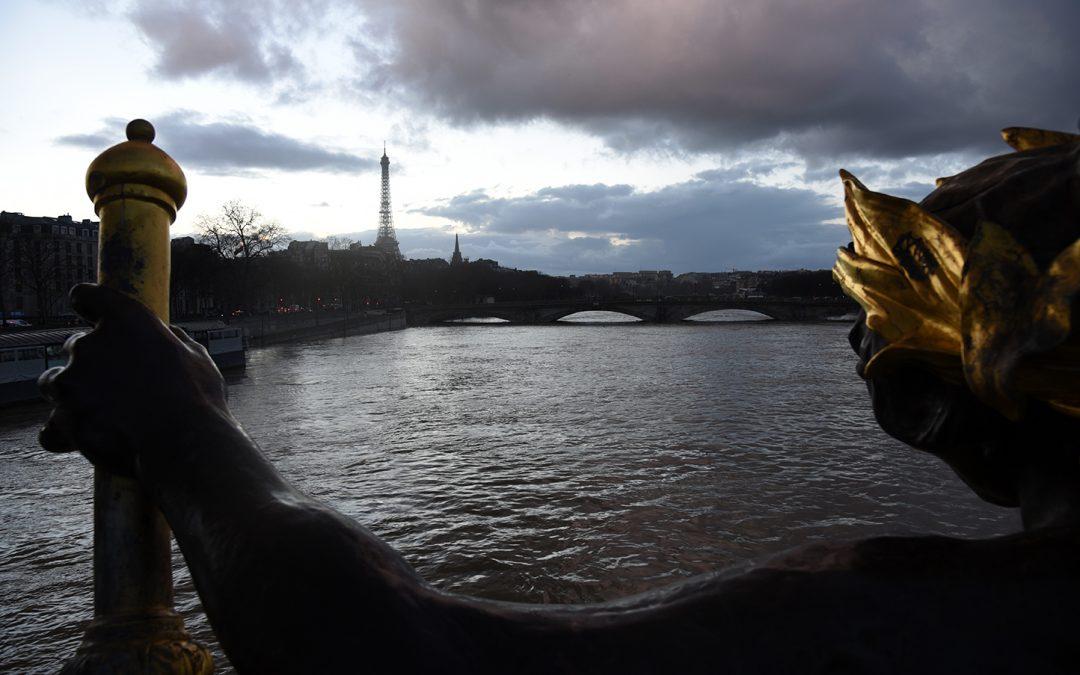 Paris bajo el agua