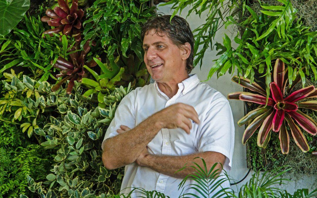 Ricardo Gil y la naturaleza como obra viviente