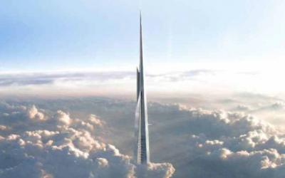Cómo se ve y cómo se verá el próximo rascacielos más alto del mundo