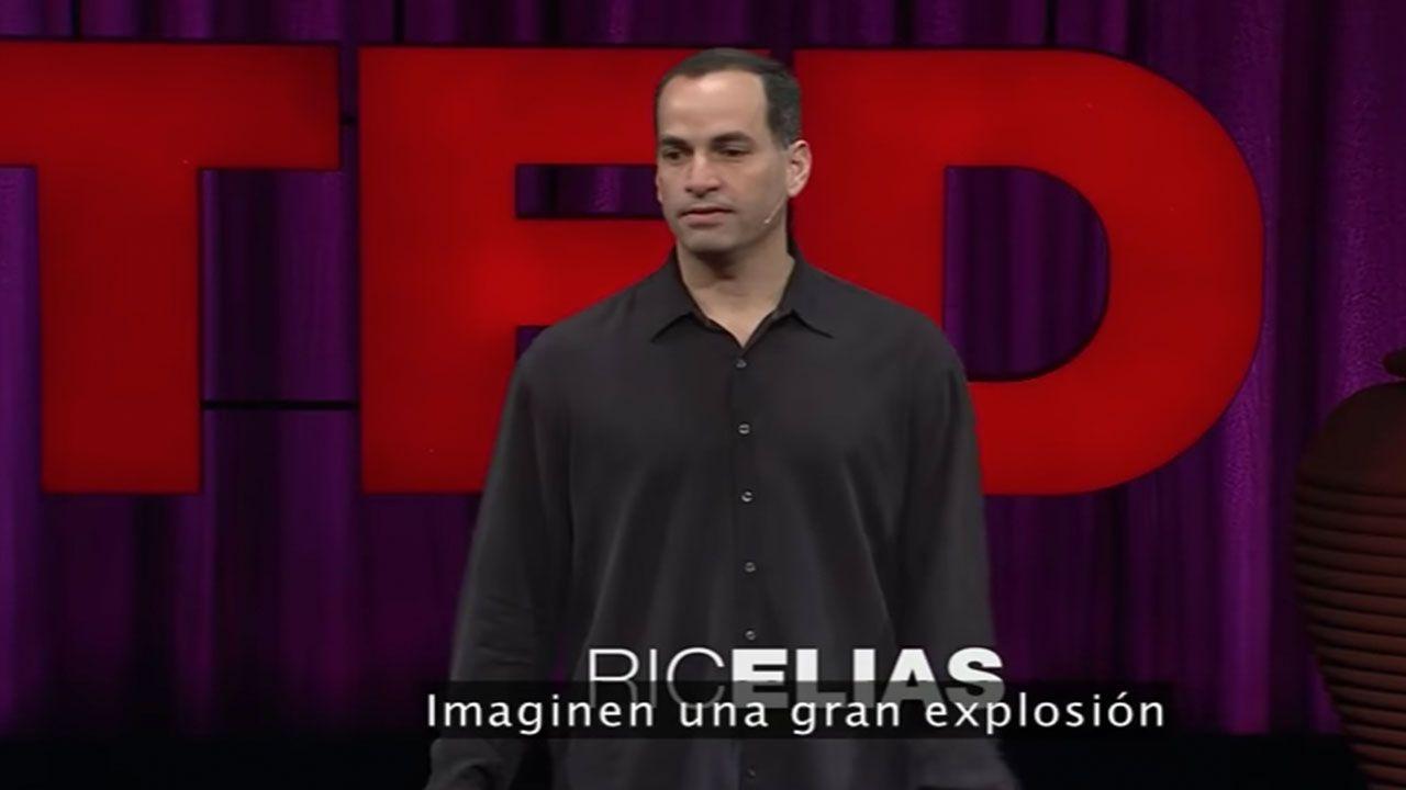 Ric Elias: 10 cosas que aprendí mientras mi avión se estrellaba – TEDTalks