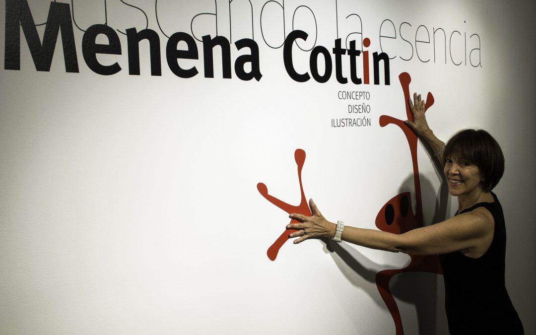 Menena Cottin busca su esencia