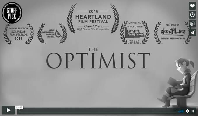 The Optimist : Animated Short Film