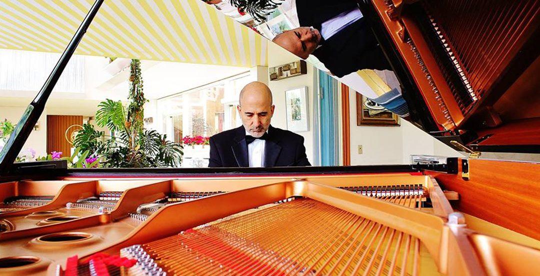Por primera vez en Miami, el pianista venezolano Carlos Urbaneja en concierto