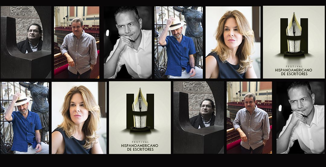 Festival Hispanoamericano de Escritores. Todas las orillas reunidas en una isla de letras