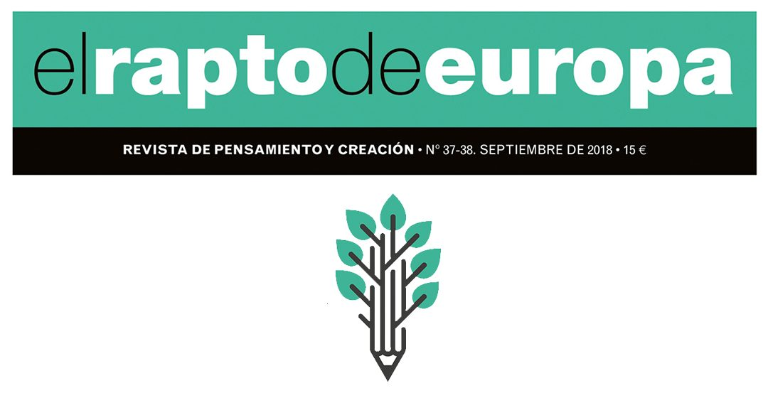 La revista El rapto de Europa dedica su número de septiembre al Festival Hispanoamericano de Escritores