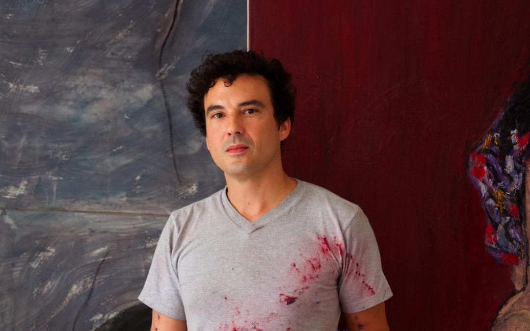 Rodolfo Villaplana, el genio del pincel desafiante llega a Miami