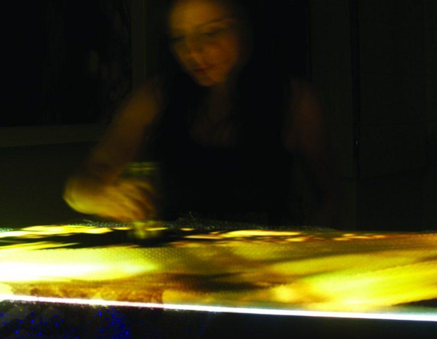 La fotografía de Lubeshka Suárez