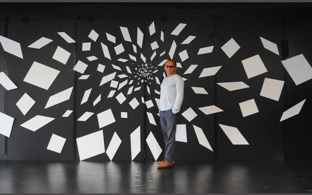 La geometría sagrada de Rafael Montilla
