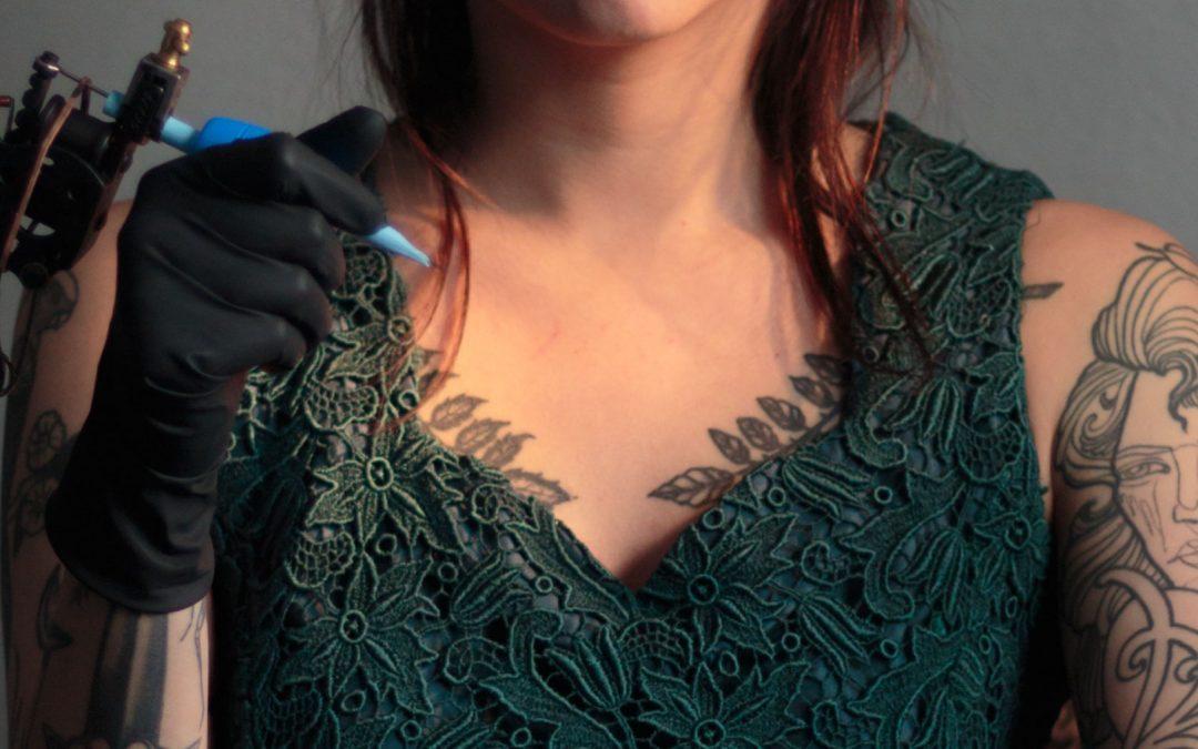 Arte colaborativo en piel, toda una experiencia