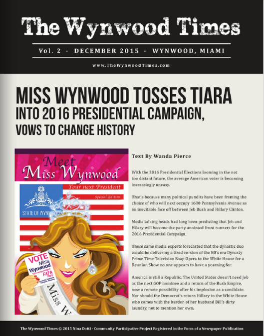 The wynwood times 2nd edition