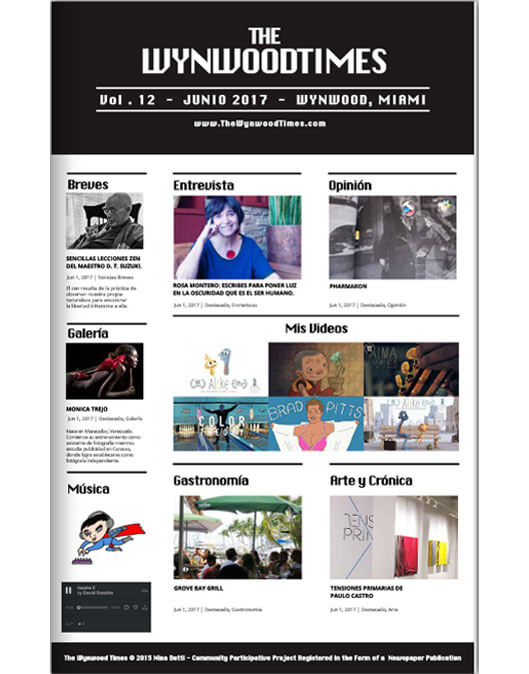 The wynwood times 12th edition