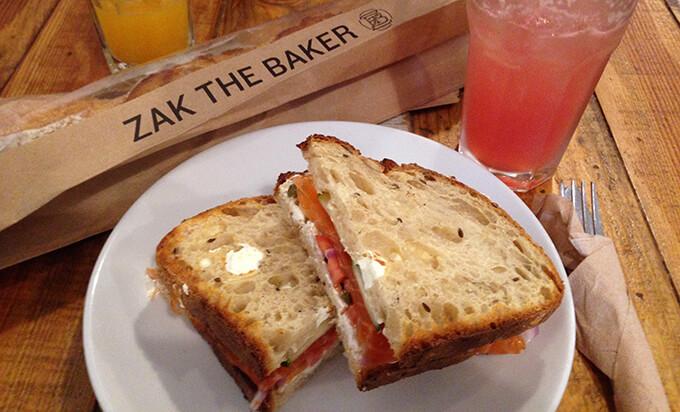 Zak y el arte de hacer pan