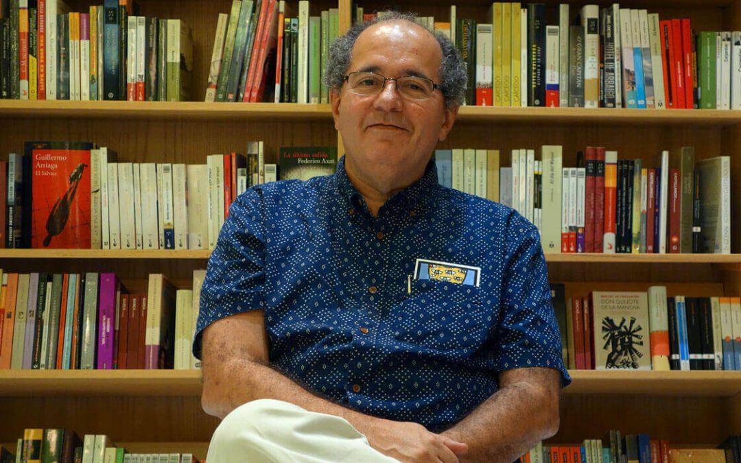 Antonio López Ortega: Para el mal momento que vive el país, me asombra ver cómo la clase cultural ha respondido