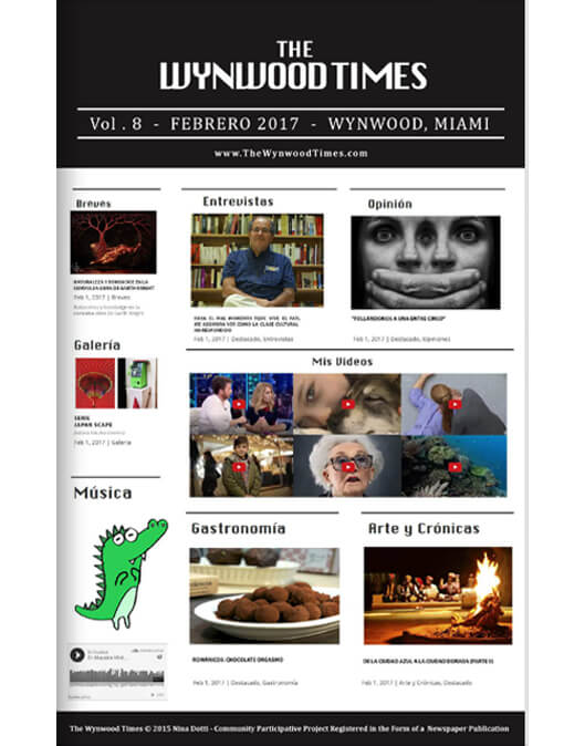 The wynwood times 8th edition