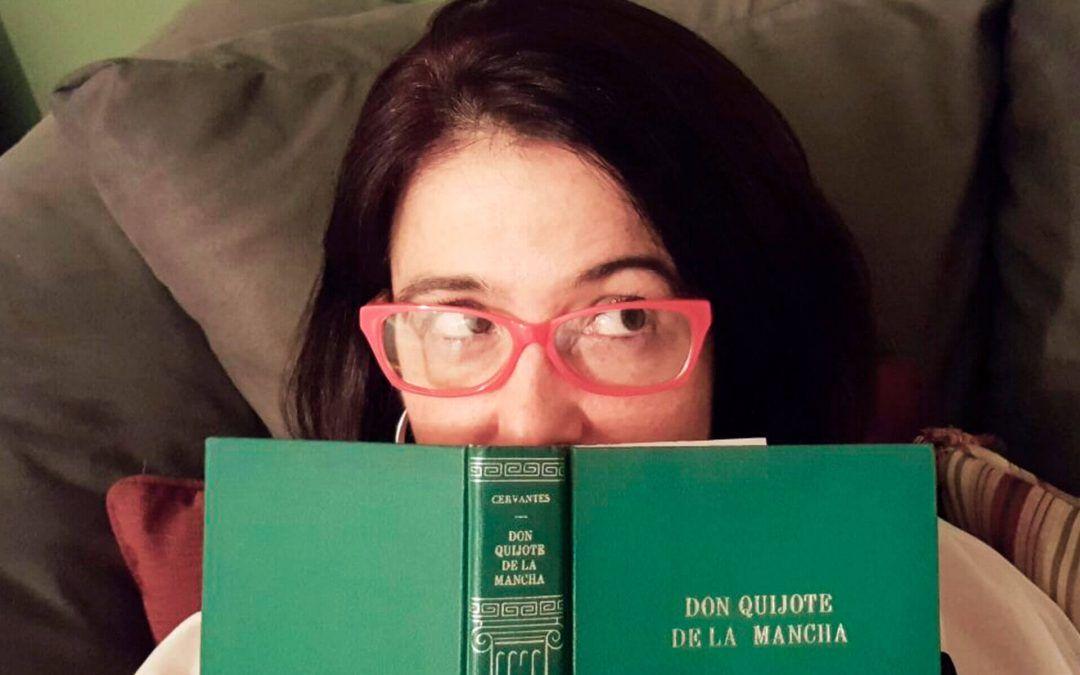 Ainara Mantellini: Nunca la lectura es igual porque el libro es infinito