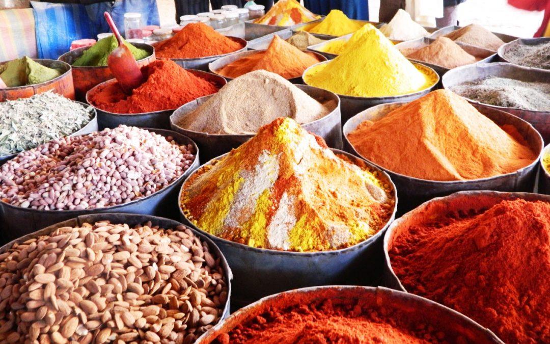Marruecos por Mena Abadi