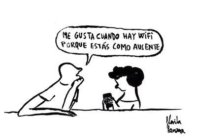 wifi viñeta