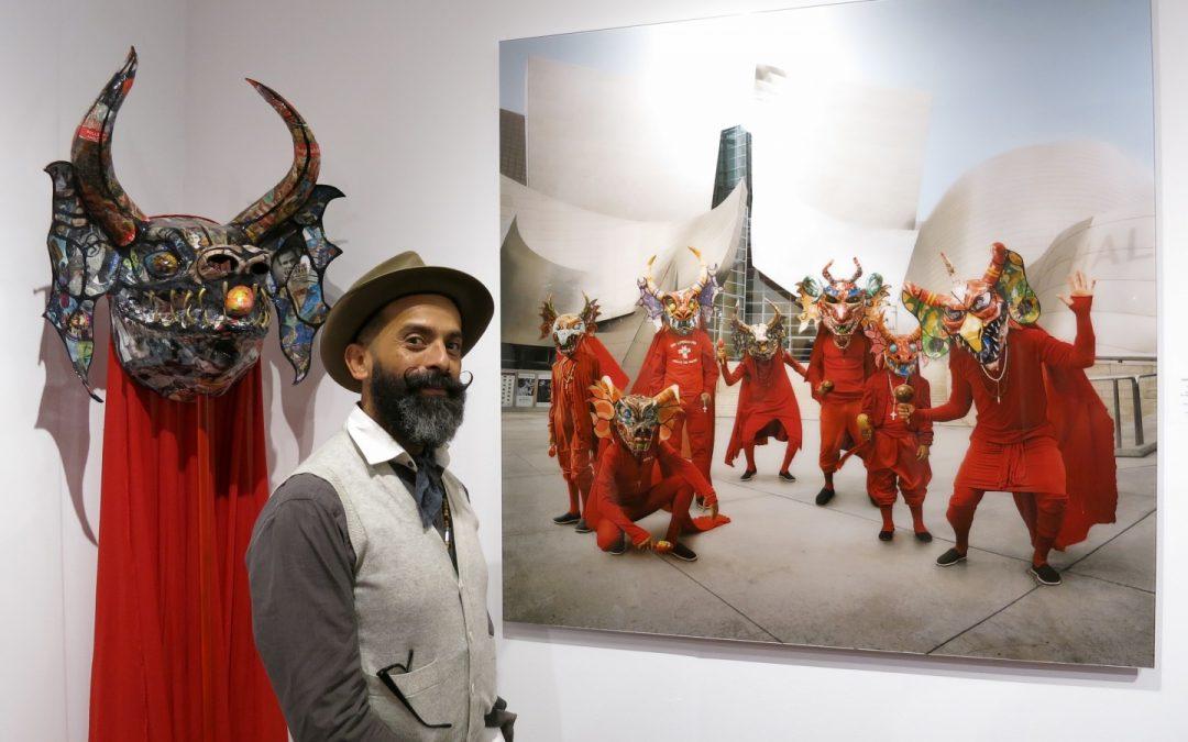 Cristobal Valecillos y sus diablos danzantes