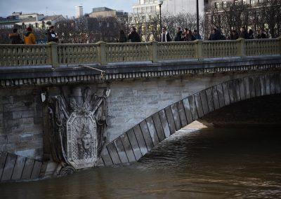 Paris Puente de los Invalidos