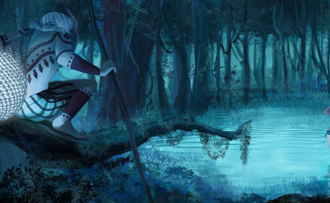 Los mundos ilustrados de Andrea Demori