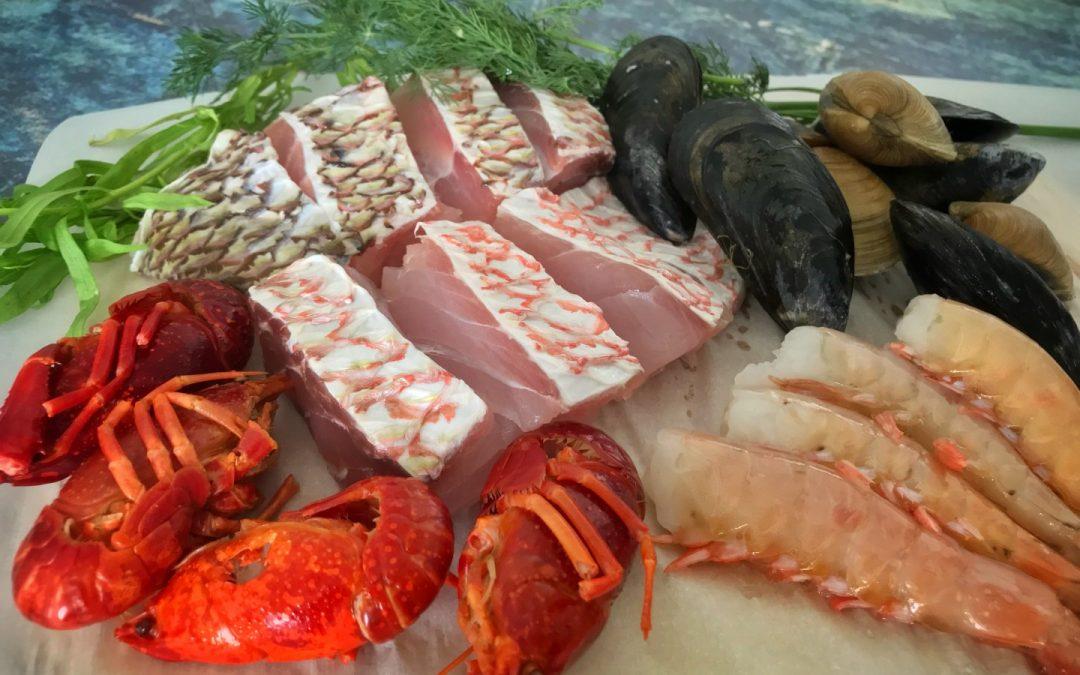 El divino sabor marino