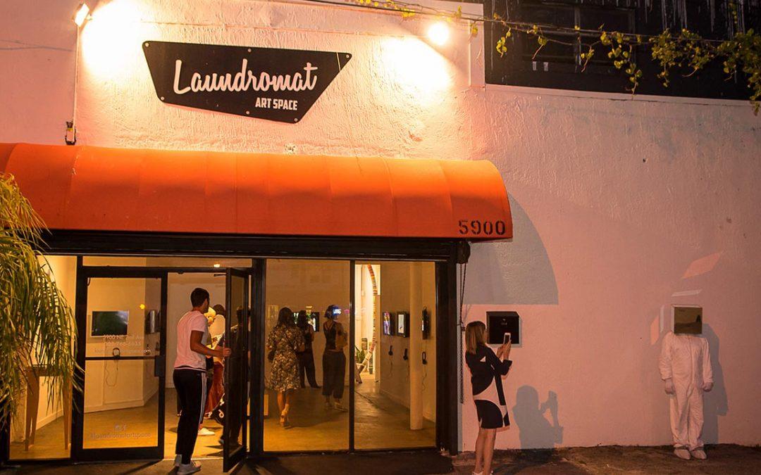 XIV Miami New Media Festival levanta el telón en Laundromat Art Space