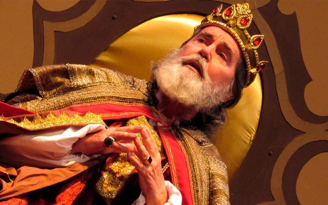 Puro teatro… Rey Lear
