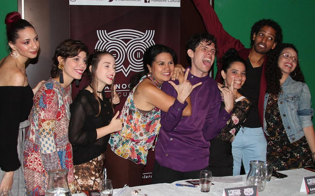 Sube el telón del festival de jóvenes directores trasnocho
