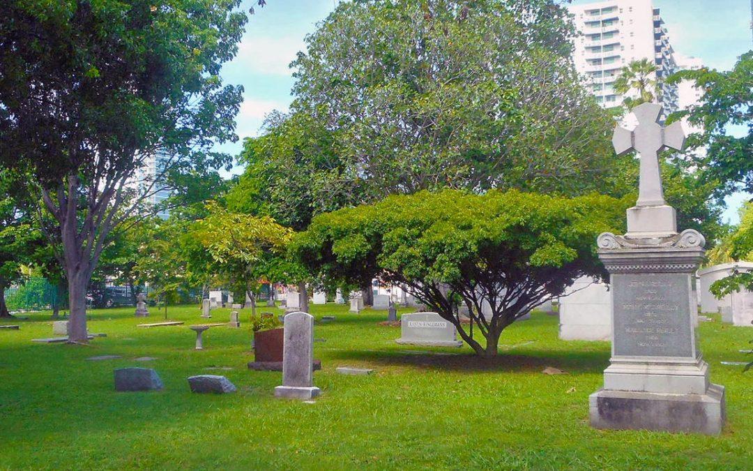 Cementerio tour
