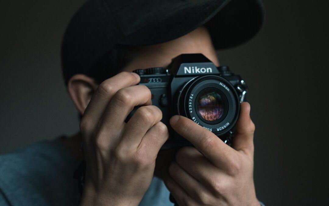 La profesión del fotógrafo