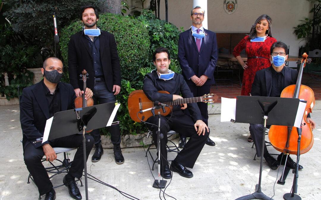 """""""Un Canto a Portugal"""", un homenaje este 14 de junio"""