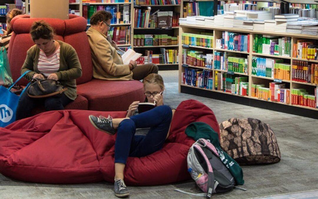 La pasión por leer no se desvanece en Venezuela